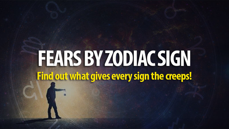 Fears By Zodiac Signs