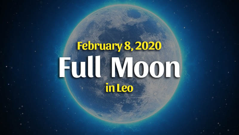 Horoscopes For The February 2020 Full Moon in Leo