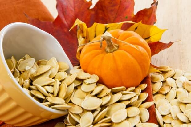 Here Are The Top 6 Benefits of Pumpkin Seeds