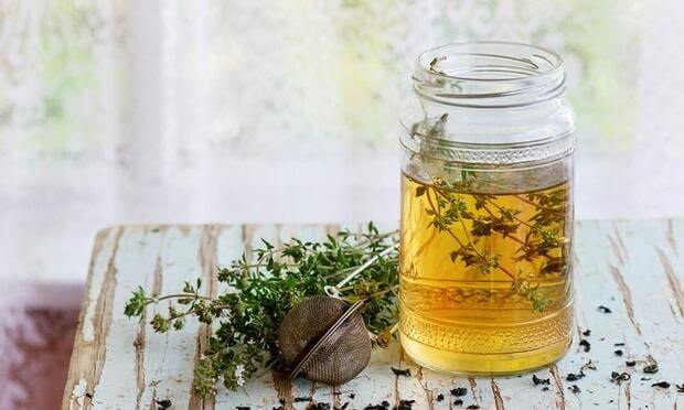 Lose Weight With Thyme Tea Recipe