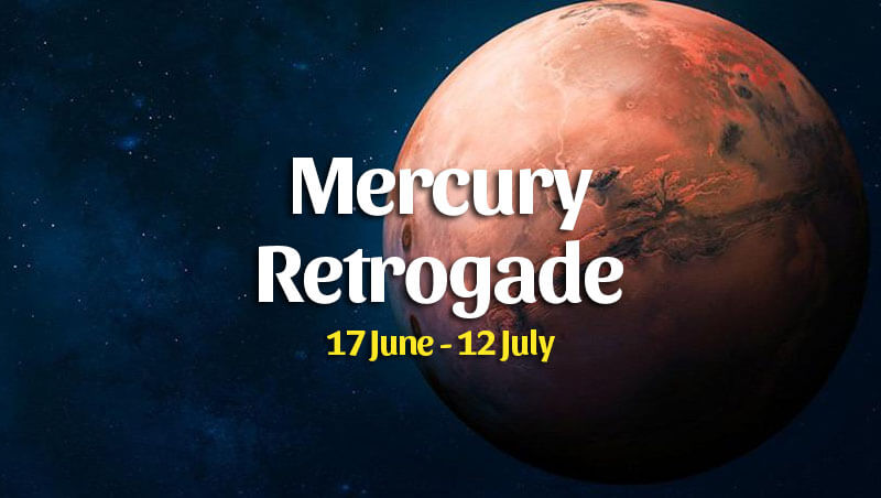 Mercury's Retrograde In Cancer Horoscopes June 17 – July 12