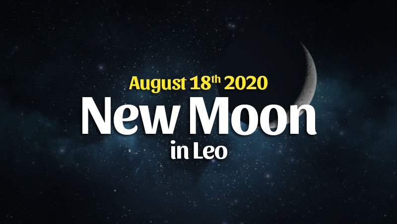 Horoscopes For The August 2020 New Moon in Leo