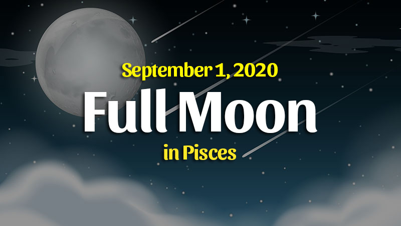 Horoscopes for The September 2020 Full Moon in Pisces