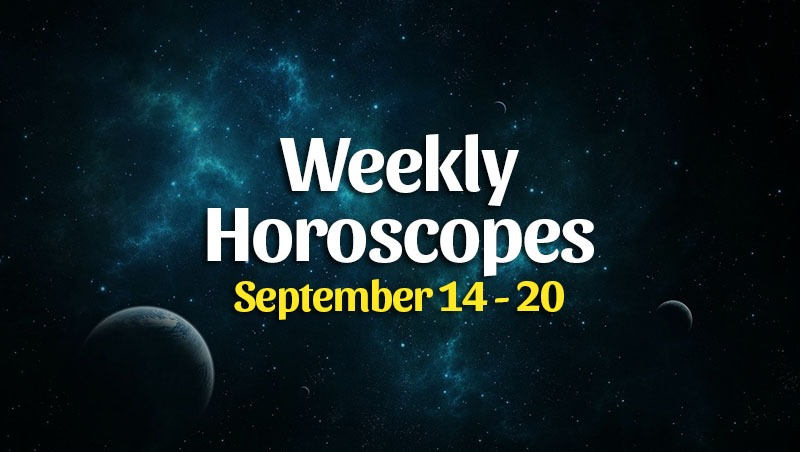 Weekly Horoscope Overview – September 14 – 20