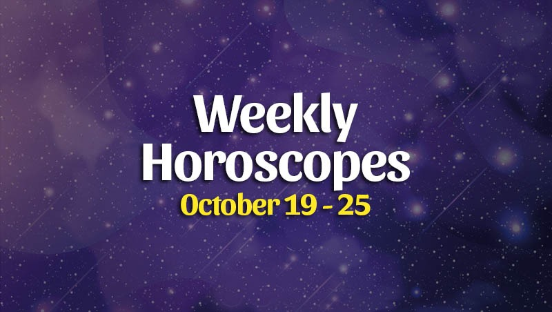 Weekly Horoscope Overview – October 19 – 25