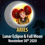 Aries - Lunar Eclipse & Full Moon Horoscope