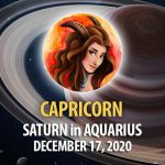 Capricorn - Saturn in Aquarius Horoscope