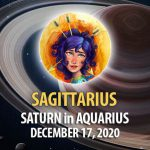 Sagittarius - Saturn in Aquarius Horoscope