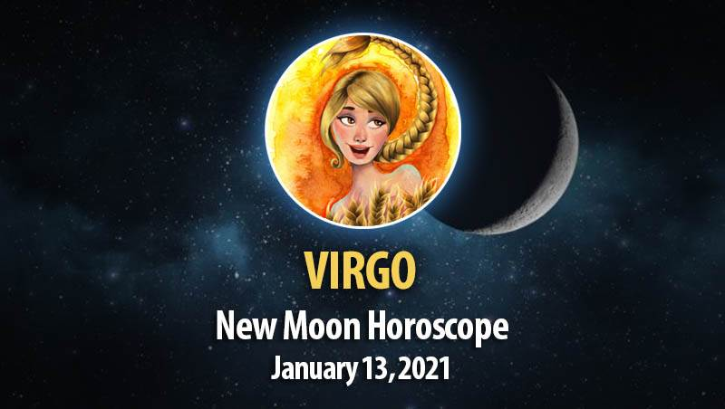 Virgo - New Moon In Capricorn Horoscope
